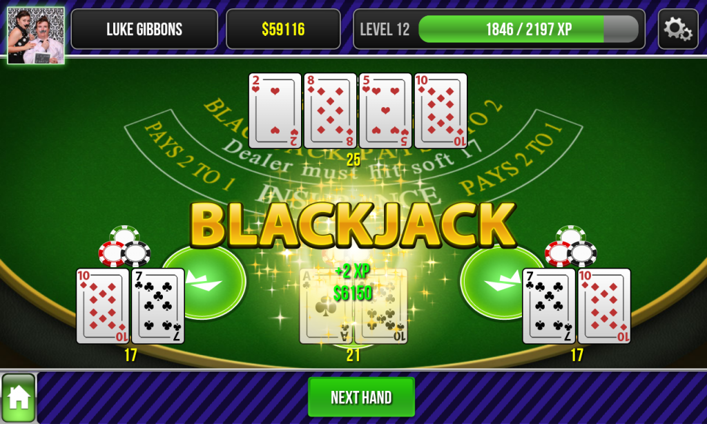 The Blackjack Hacks
